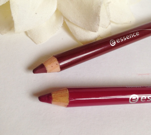 essence lip liner review